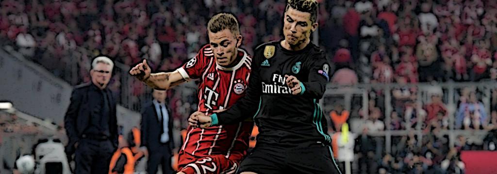 Bayern v Real