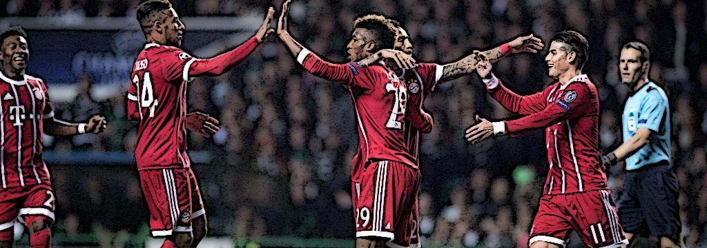 Bayern v Celtic