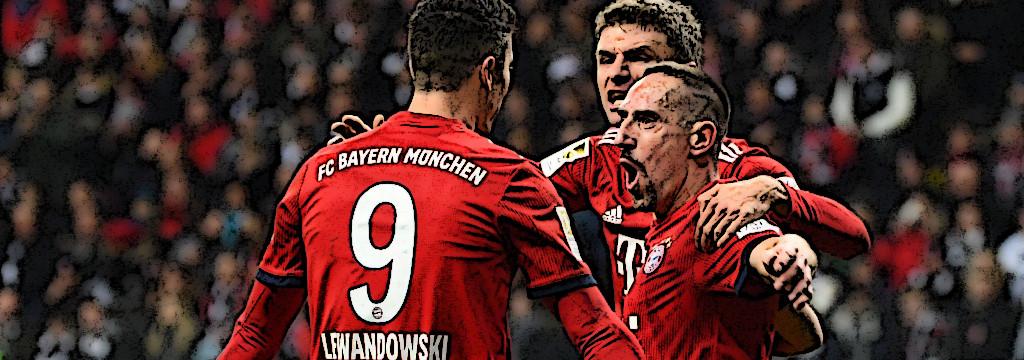 Celebration in Frankfurt